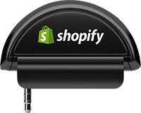 Shopify Review POS Card Reader