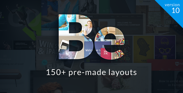 BeTheme – A functional take on creativity