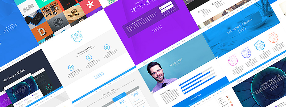 Divi Theme – A fully responsive template by Elegant Themes