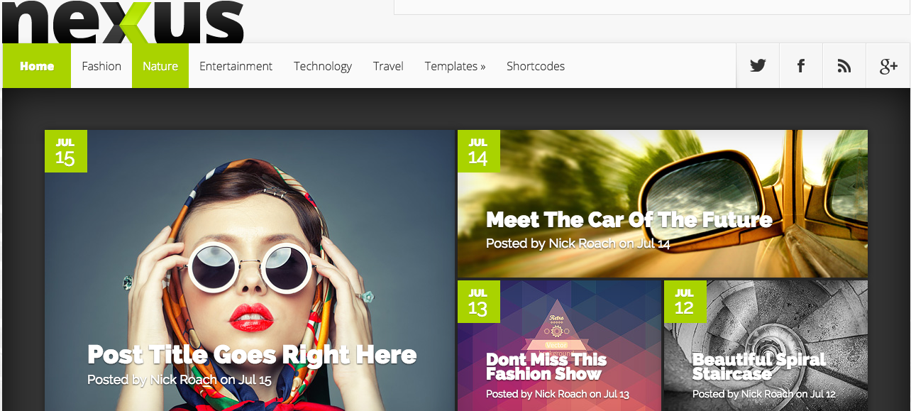 The 73 Best Wordpress Themes And Templates