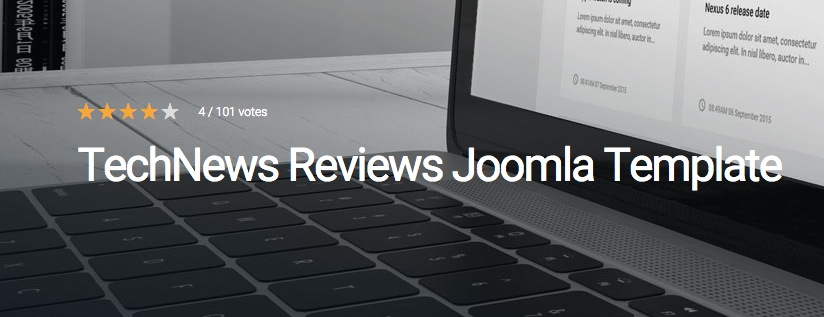 TechNews Reviews by Gavick Pro