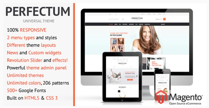 The Top 68 Magento Themes for Powerful eCommerce Websites
