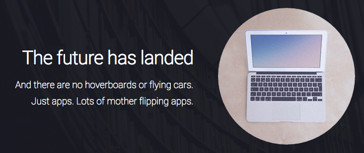 The Landed HTML5 Template