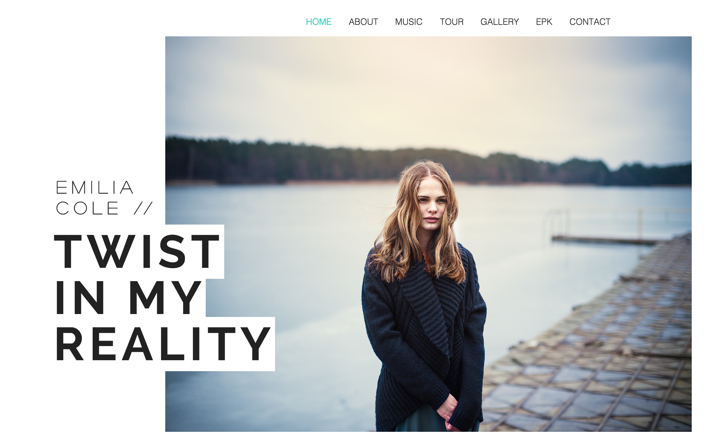 57 stunning wix website themes and templates for Best art websites for artists