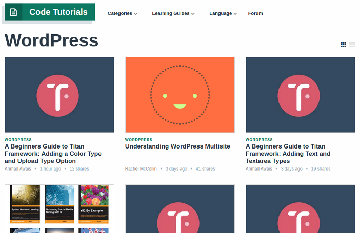 Learn WordPress the Right Way - the Best Online Resources - Website