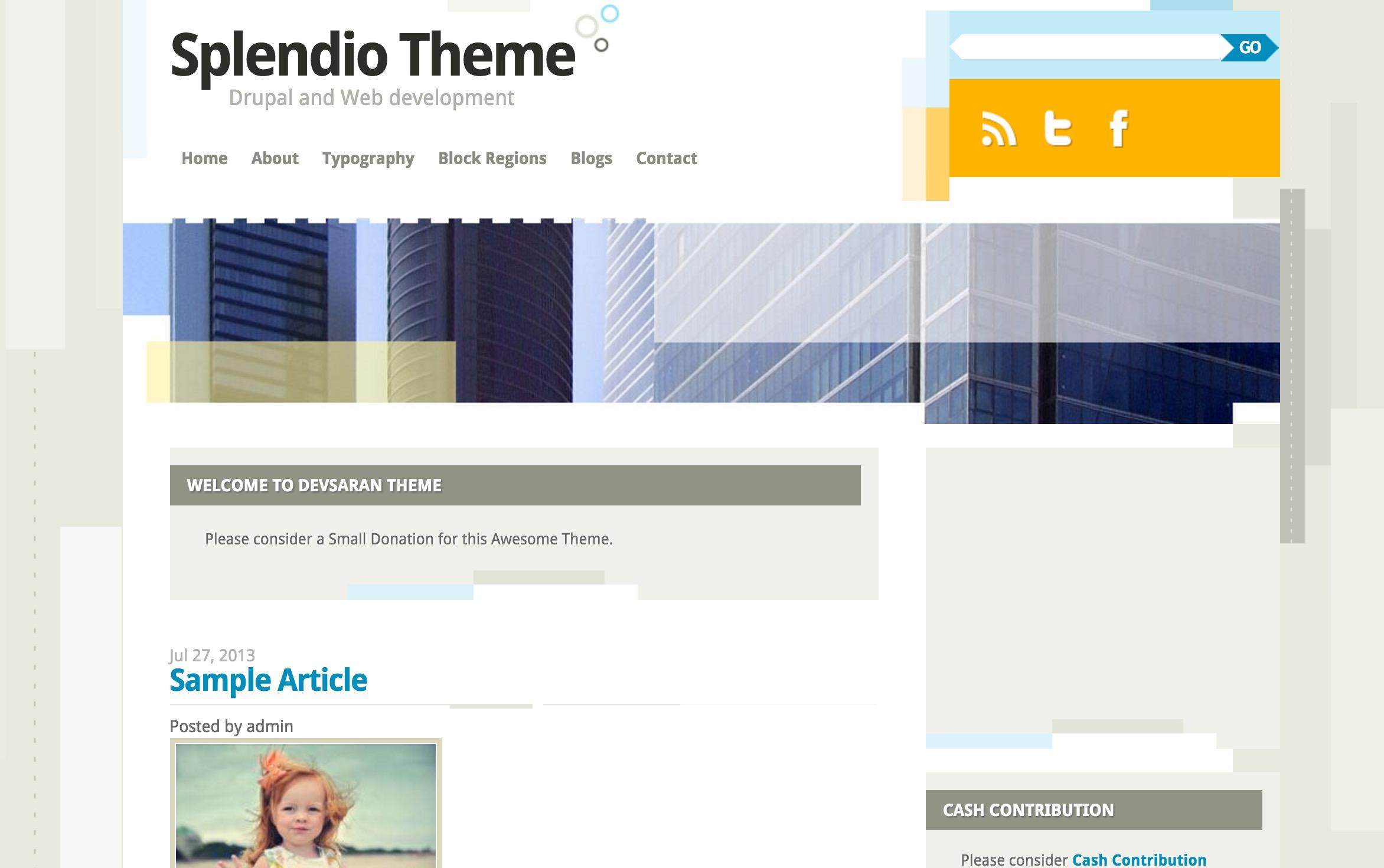 More Details about Splendio