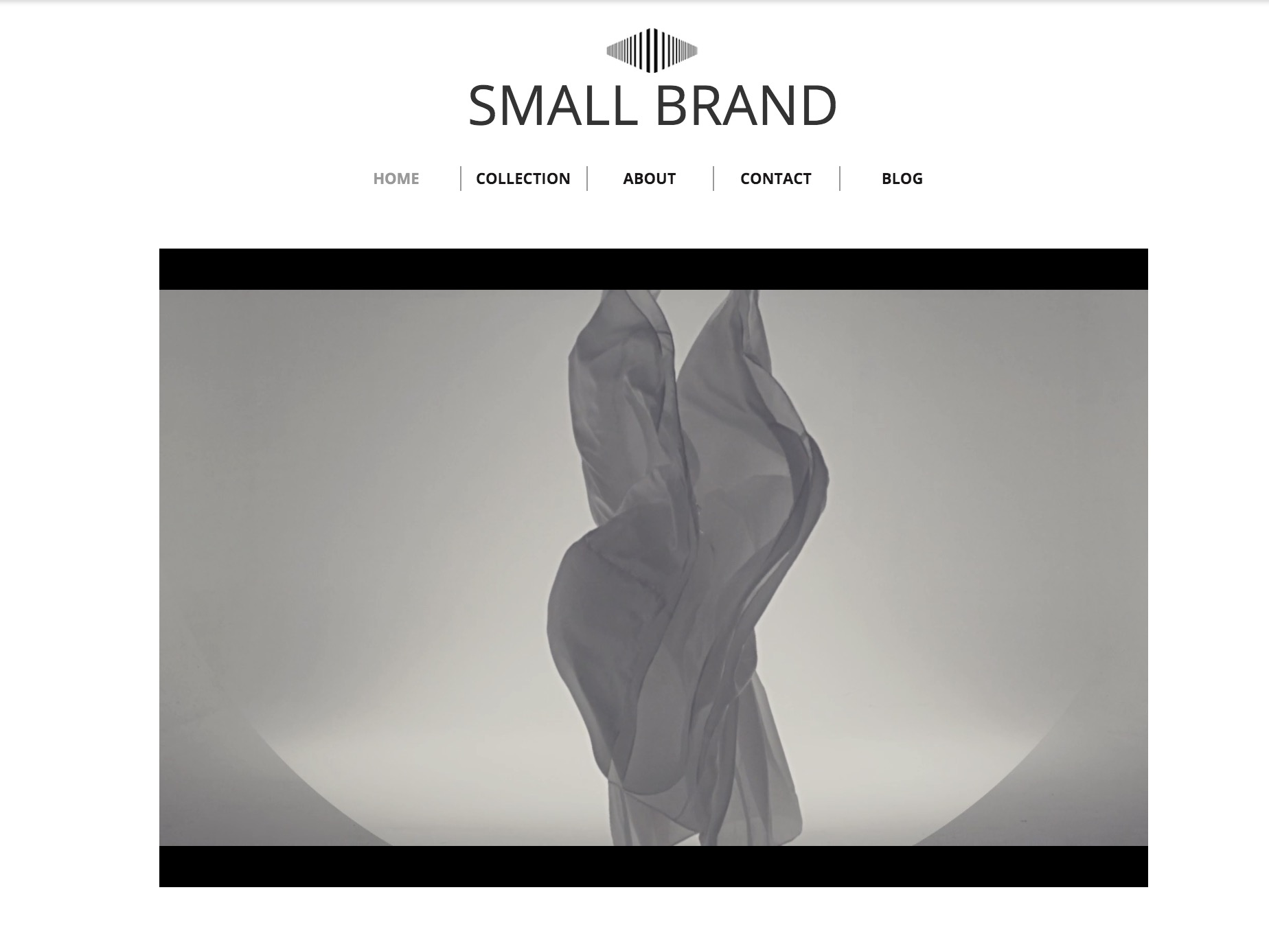 Small Brand Template