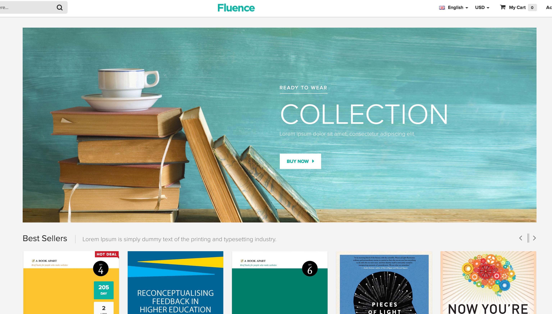 Fluence Books Store