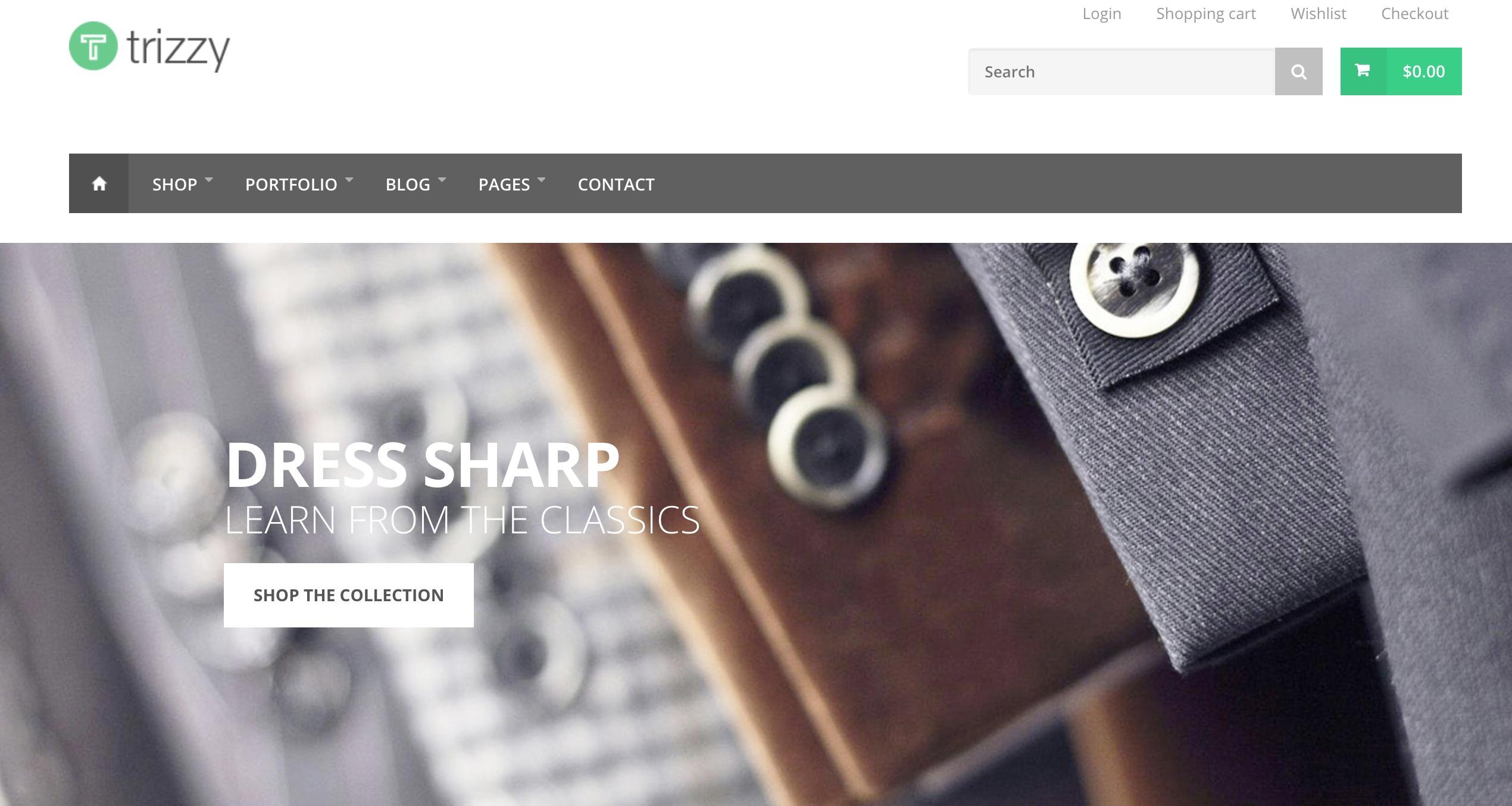 eCommerce Drupal Theme