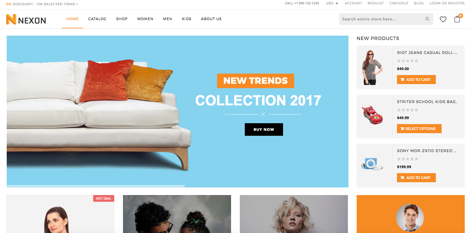 59 Premium Shopify Themes to Make Your Online Store Pop