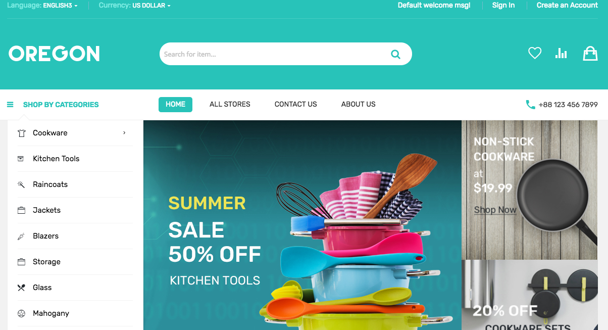 The Top 74 Magento Themes For Powerful Ecommerce Websites