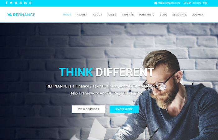 The 77 Top Joomla Themes and Templates for Your Website