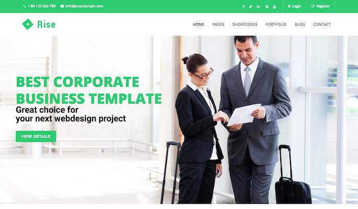 The 77 top joomla themes and templates for your website based on the helix3 framework the template includes a responsive design parallax backgrounds masonry galleries and tons of other features that will accmission Choice Image