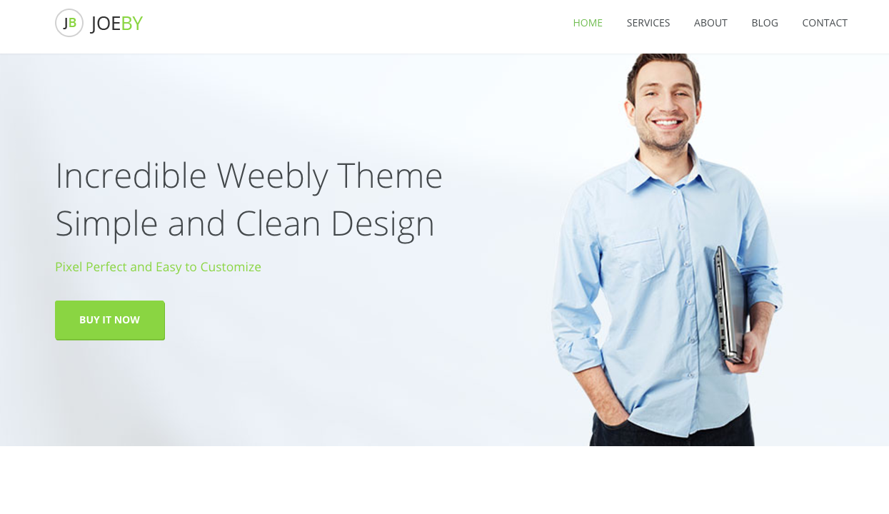 Weebly has a new look alikes