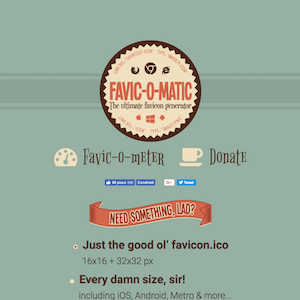 The Top 5 Free Favicon Generators for Your New Website